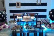 Decoración fiesta por Nini Viloria