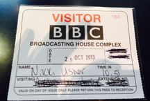 BBC / Visit to the BBC for Programmer Journalist Study