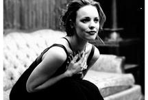 Rachel McAdams / Rachel Anne McAdams (born November 17, 1978) is a Canadian actress.  / by Katie Hoppe