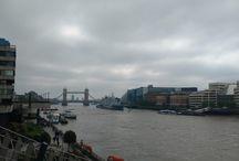 Passeando em Londres