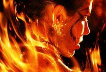 Donna fuoco