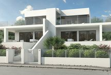 Luxury Houses / Architettura e Design Progettazione e Direzione Artistica a cura dell'arch. Andrea Francinelli