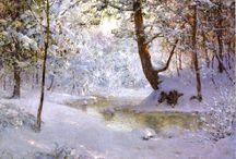 invierno, winter
