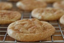 Food-desserts-cookies / by Amy Saffer