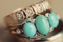 Turquoise/minty wedding