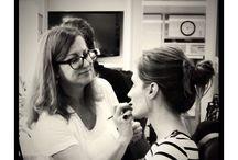 Maquiagem / Make up / Maquiagens preferidas e produtos utilizados por Stana Katic. Fave make-up and the products used by Stana Katic.