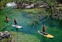 Let's go paddling