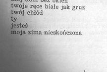 cytaty/ poezja