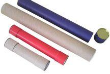 Tubetes de papelão