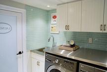 Inspiration - Laundry Room {AmberSimmons.com}