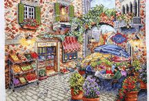 Cross Stitch Museum / finished cross stitch works / by cross stitch free