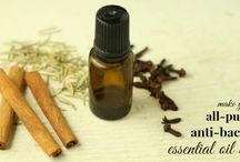 DIY with essential oils