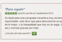 Opiniones viajeros / guest reviews / Tripadvisor, booking guest reviews