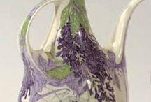 rozenburg eierschaal thee pot