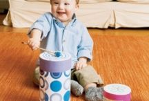 Toddler Activities / by Erin Felten