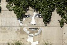 Graffiti weed