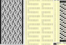 Weaving, Tablet/Card Patterns