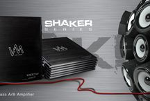 Shaker Series Power Class A/B Amplifiers / Get Yours At: www.vminnovations.com,www.amazon.com and www.ebay.com For more details visit www.vmaudio.com