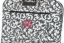 Garment Bags and Luggage / World Traveler? These are a few bags to get you there in style!