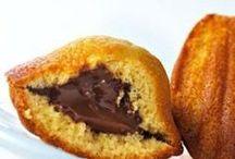 madeleine nutella