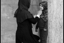 Insha Allah / I have a daughter and really hope that one day (sooner rather than later) I will start wearing the hijab and being a good example to her.