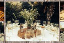 Catálogo decoración bodas / Mereces lo que sueñas... Y por eso hemos elaborado tres tipos de decoración: romántica, vintage y rústica. Esperamos que os guste!!