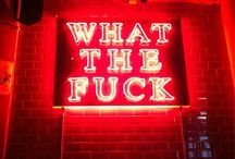 Profanity / A collection of swear words, filthy goodness and the curated works of Do You Punctuate?