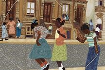 African American and Black Art Print Collection from Avisca.com