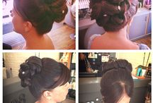 Hair Ups by the 108 Stylists xx