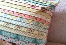 Cushions / Sewing
