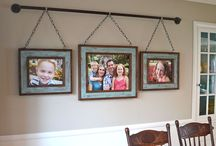 Wall hangings, portraits, / Decor