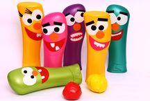 Brinquedos feitos em casa / Brinquedos Miguel