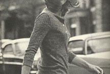 Jackie, My Icon.  / Jaqueline Kennedy is my icon and in her sight the classic style.