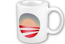 Top Obama Mugs / The best Obama mugs found online! / by Barack and Roll