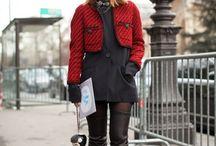 my Favorite Fashion Editors style part2