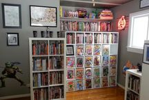 comic shelving