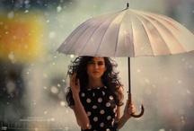 ❀ It's raining...