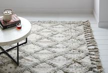 Living area rugs