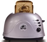 Official NFL Logo Toasters / Official NFL Logo Toasters burn your teams official logo onto your toast. All NFL teams available, a great original gift for NFL fans.