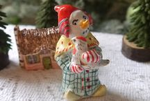 Snowman Ornaments and Collectibles