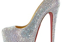 I love high heels. / I don't know who invented high heels, but all women owe him alot. / by Janet Huerta Luna