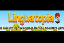 Kickstarter: Linguatopia - language learning game