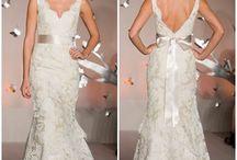 Bride / Beautiful dresses