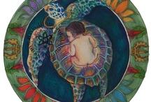 Mandala Art / Expresses my love an appreciation of Mandala Art