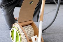 Vacuum cleaner project