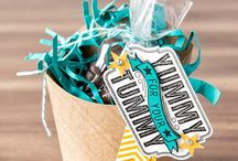 Fry Box Die by Stampin' Up!