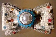 La ragazza con il papillon / Accessori e bijoux