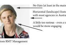 Headshot ideas