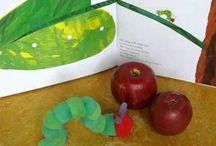 Rupsje Nooitgenoeg /  The Very Hungry Caterpillar / Tips rondom het boek Rupsje Nooitgenoeg, van Eric Carle