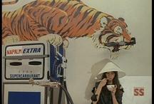 Jean-Luc Godard / by lizarewind